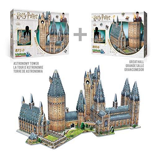 Poudlard-Great-Hall-3D-Puzzle–850-Pieces-0-6