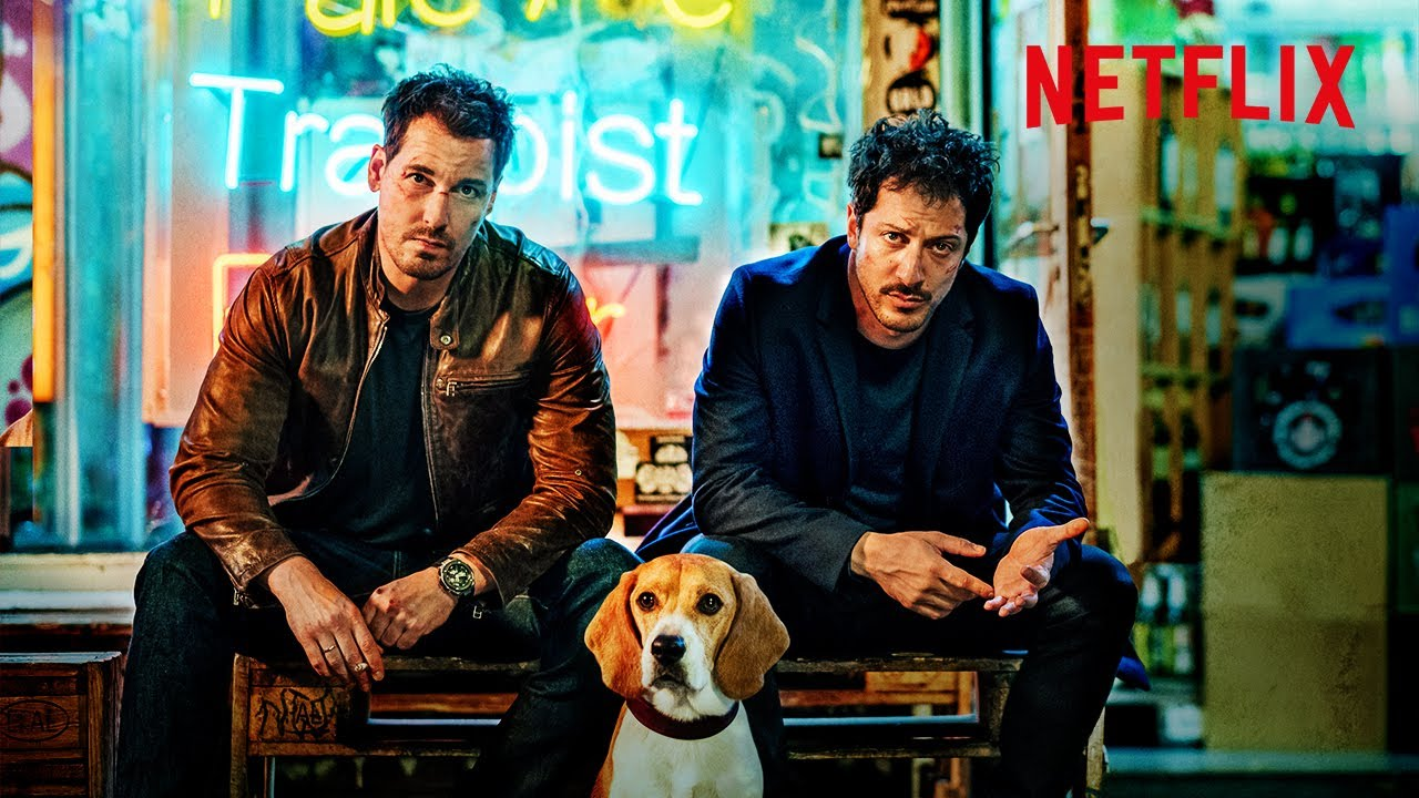 Dogs of Berlin | Bande-annonce officielle | Netflix