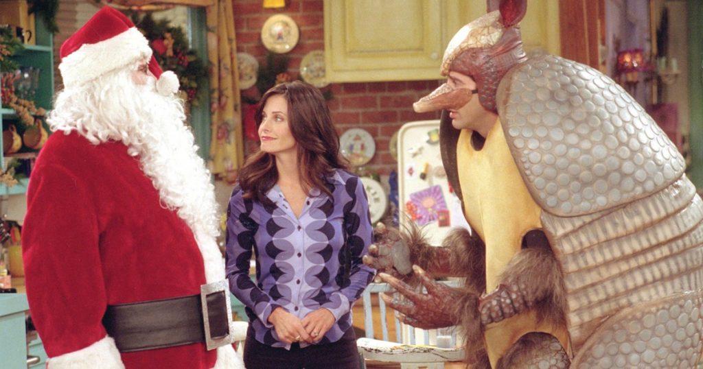 friends noel episode special 1024x538 - Pour Noël, ne passez pas à côté des épisodes spécial fêtes de vos séries Netflix