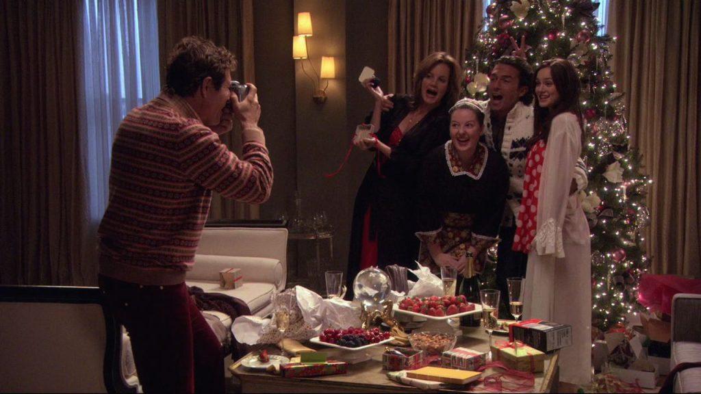 gossip girl noel 1024x576 - Pour Noël, ne passez pas à côté des épisodes spécial fêtes de vos séries Netflix