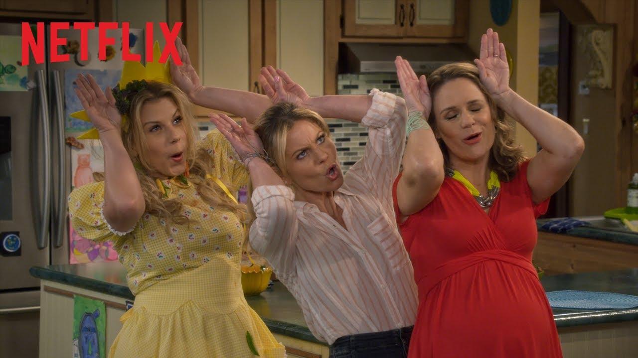 La fête à la maison : 20 ans après – Saison 4   Bande-annonce officielle [HD]  Netflix