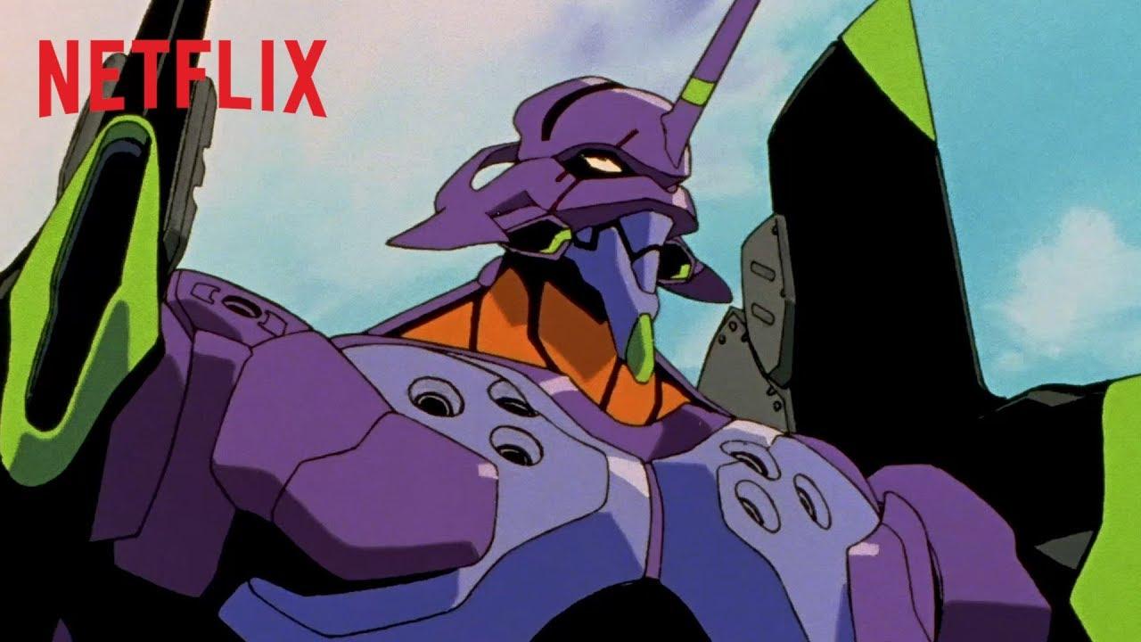 Neon Genesis Evangelion | Bande-annonce officielle [HD] | Netflix