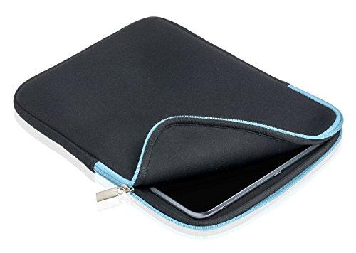 Slabo-Tablette-Housse-pour-Huawei-MediaPad-M5-M5-Pro-108-Housse-de-Protection-en-noprne-TurquoiseNoir-0-1
