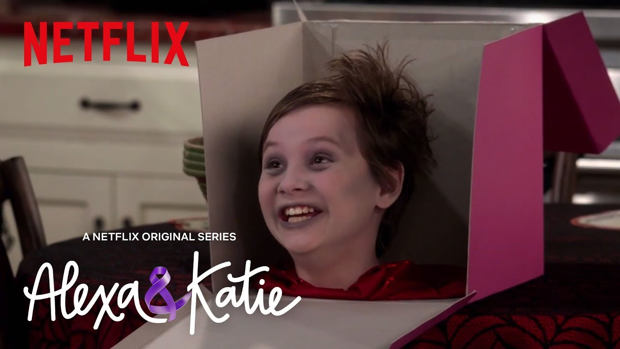 Alexa & Katie: Season 2 | Halloween Sneak Peek | Netflix