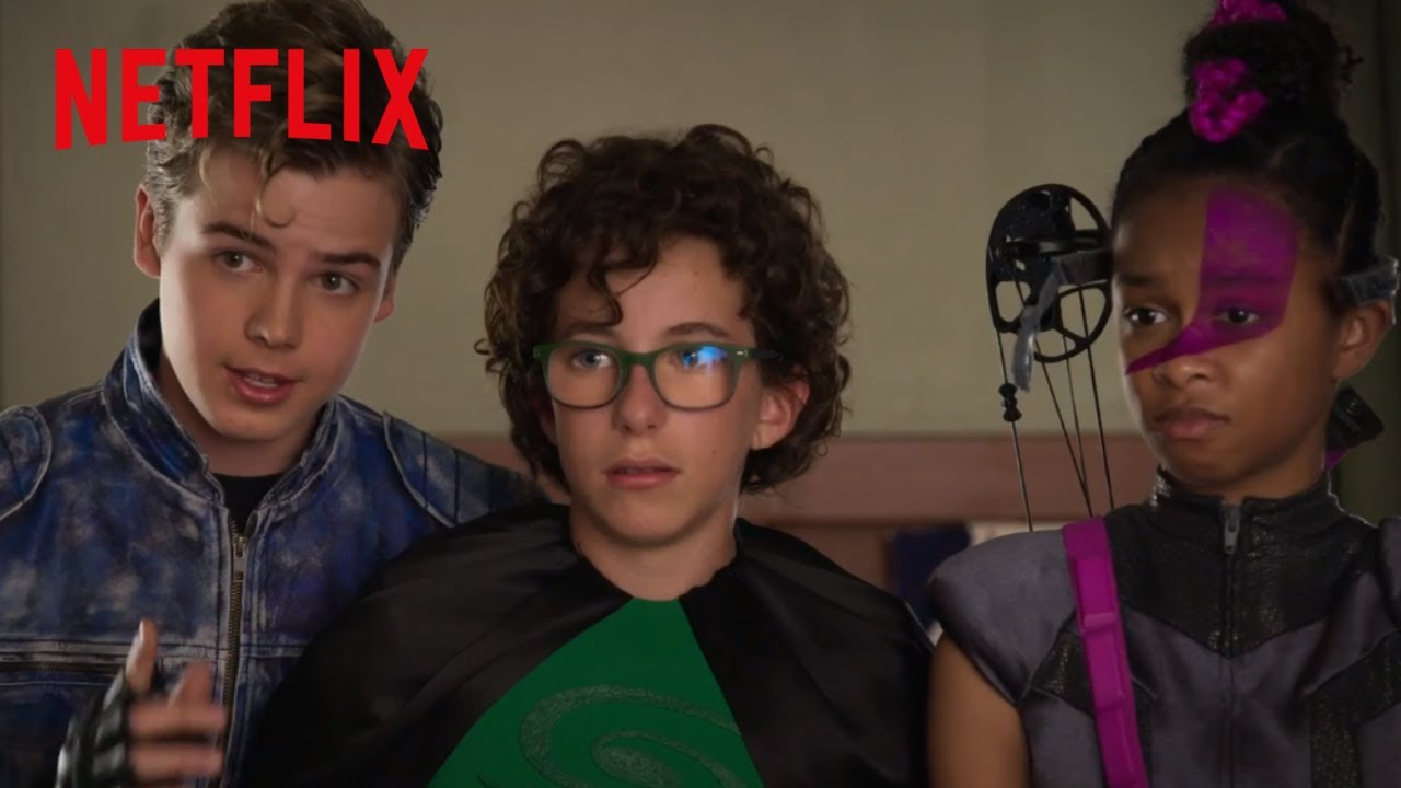 An Invite to Comic-Con | Best Worst Weekend Ever | Netflix