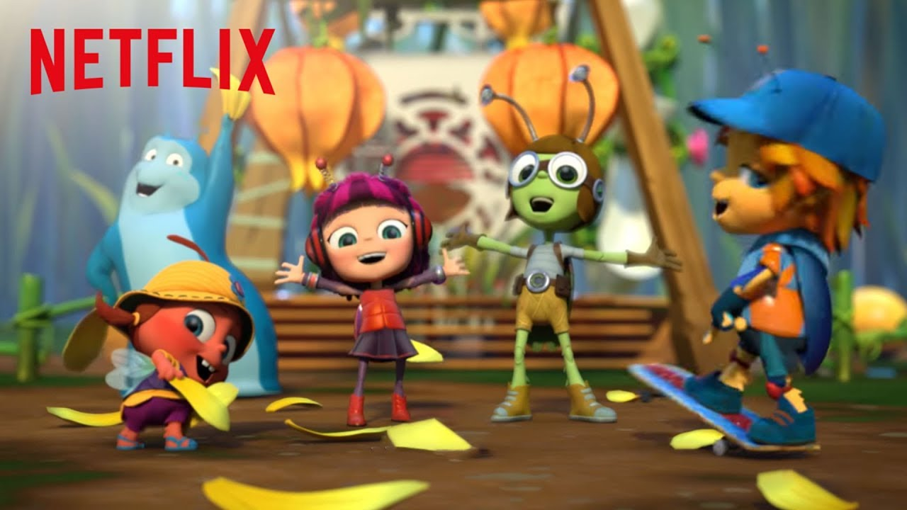 Beat Bugs: All Together Now | Theme Song | Netflix