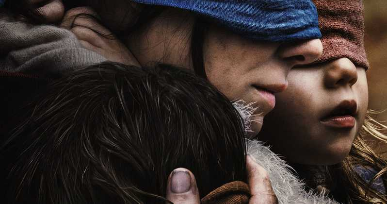 Bird Box : un thriller post-apocalyptique avec Sandra Bullock