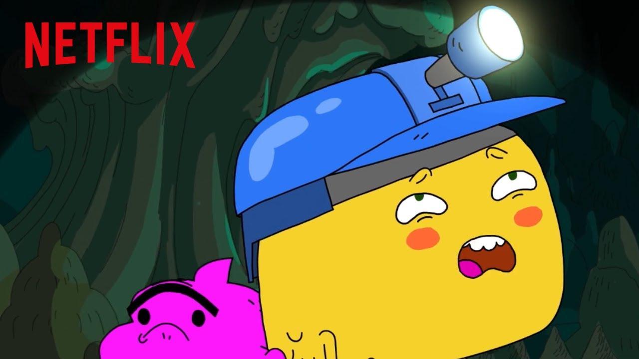 Cupcake & Dino: General Services | Just a Dark Cave | Netflix