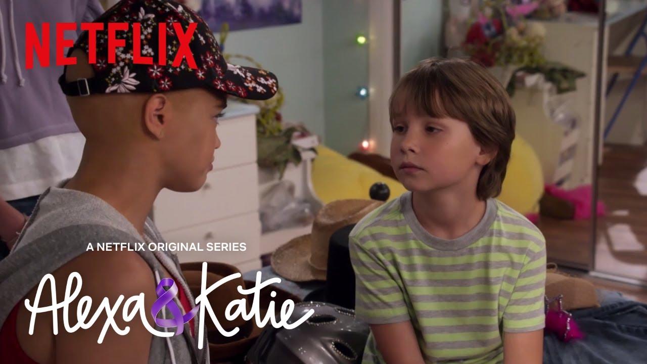 Jack's Questions | Alexa & Katie | Netflix