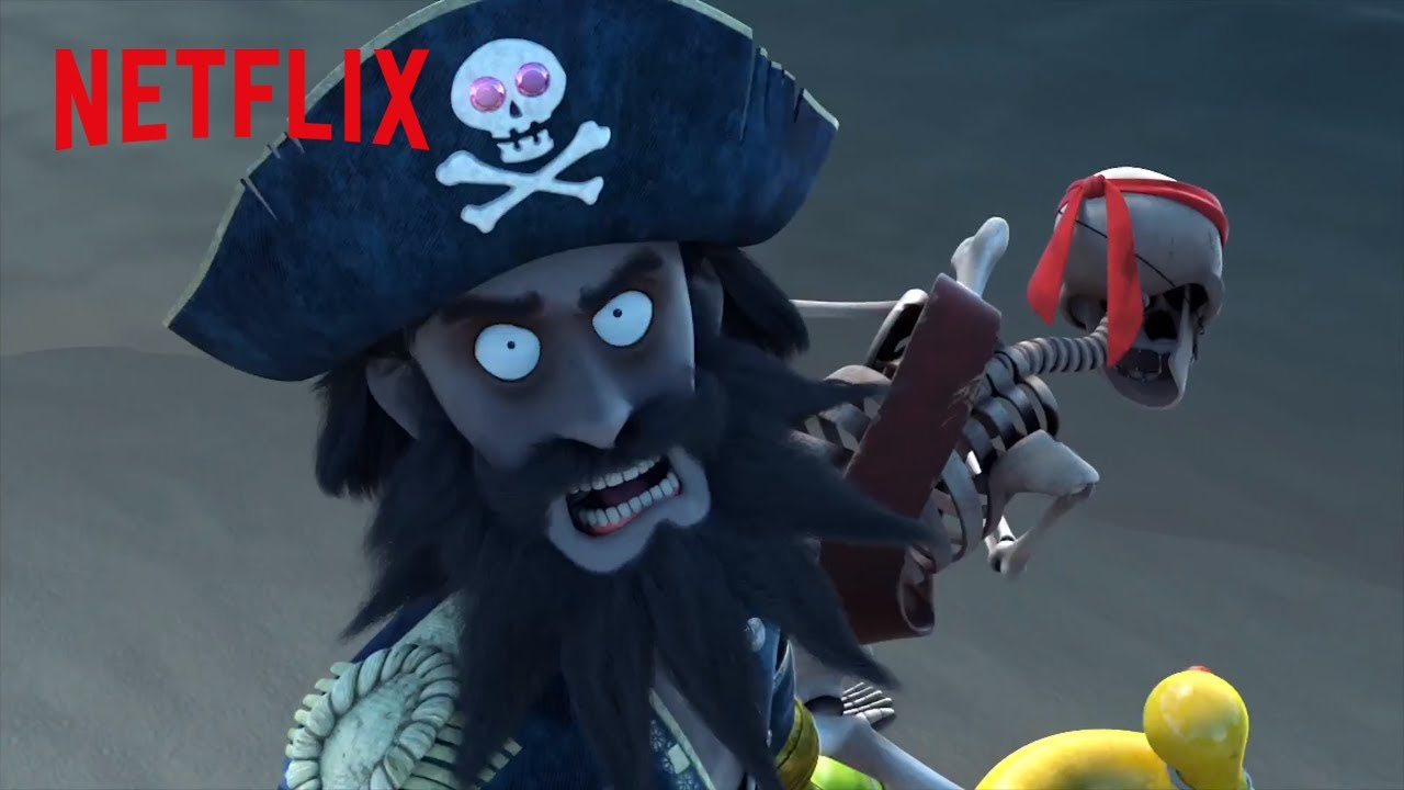 Larva Island | Halloween | Netflix
