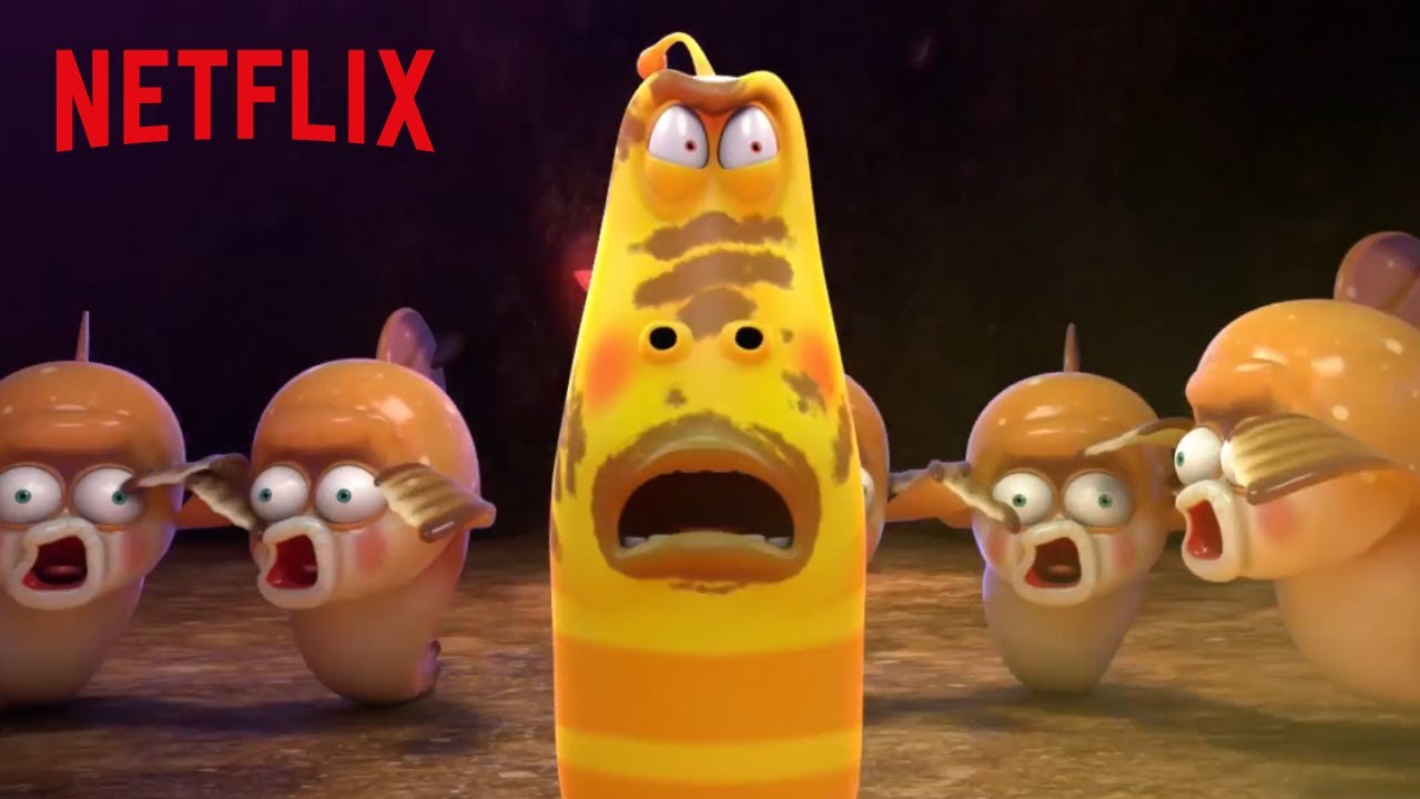 Larva Island | Official Trailer [HD] | Netflix