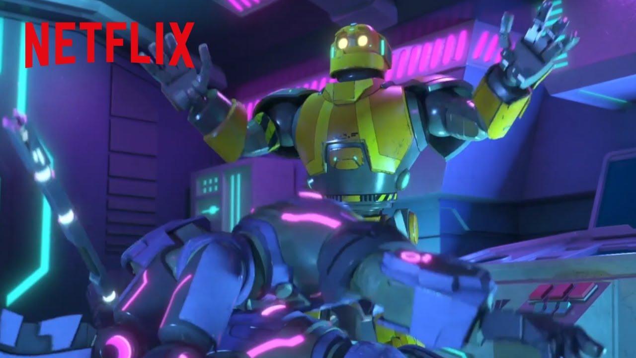 Robo Zuna | Official Trailer [HD] | Netflix