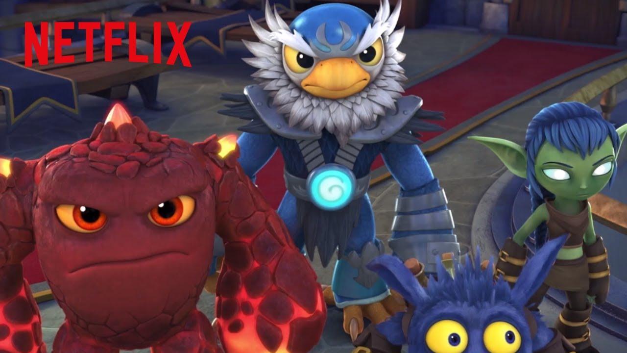 Skylander Academy | Official Trailer [HD] | Netflix