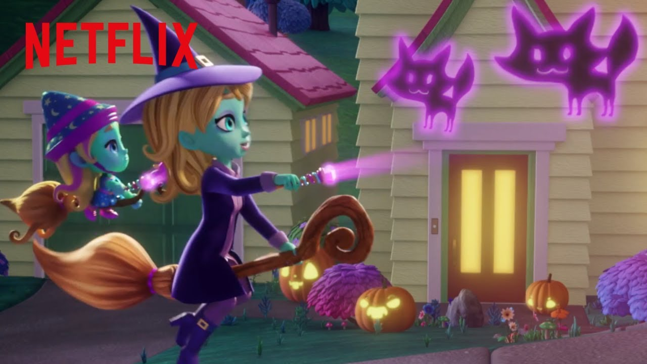 Super Monsters | Clip: Monster Mash | Netflix