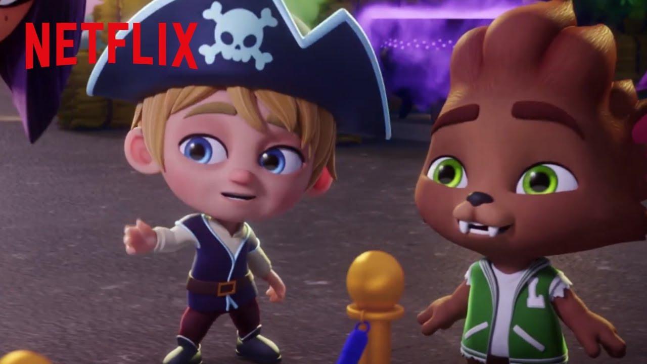 Super Monsters | Halloween For Everyone | Netflix
