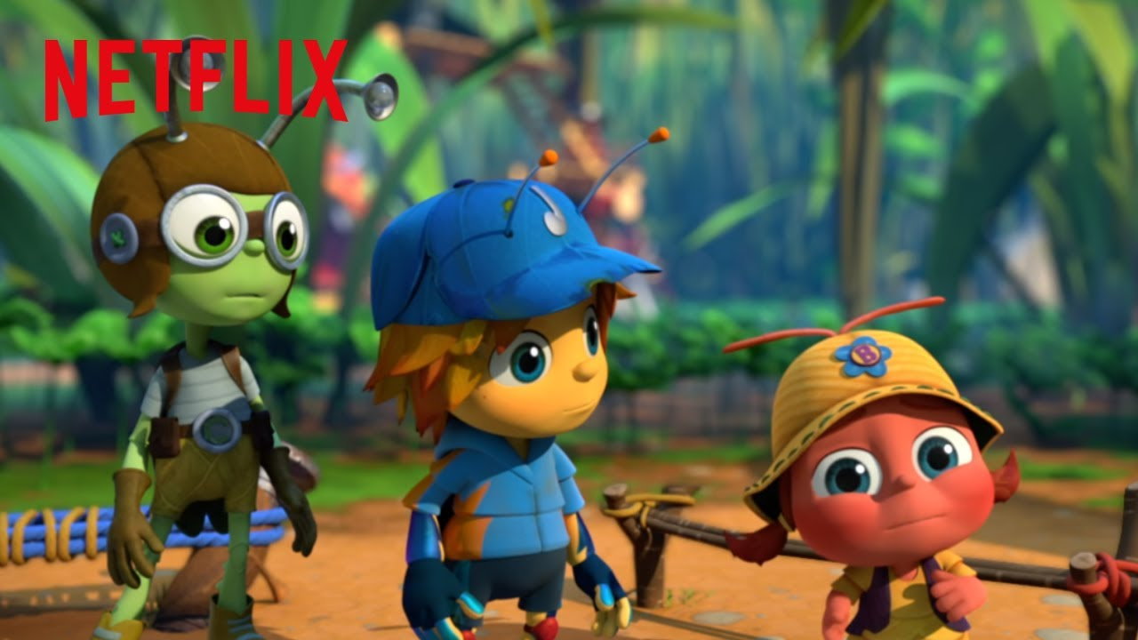 The Curse of the Rhyming Verse | Beat Bugs | Netflix