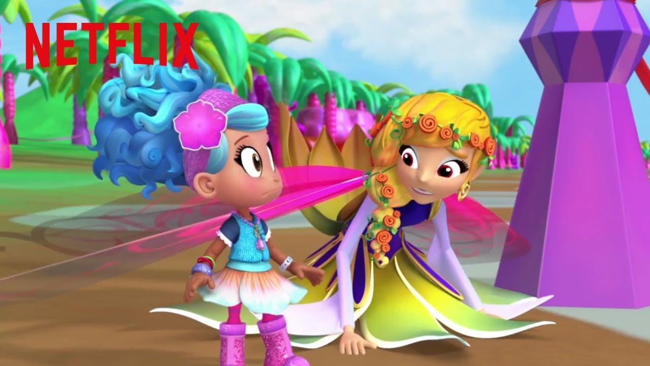 The Glitterlympics | Luna Petunia Return To Amazia | Netflix