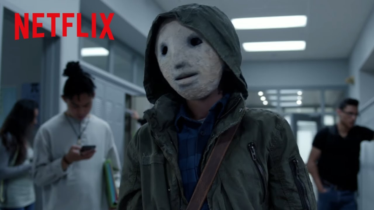 The Origins of 'Curious' | Creeped Out | Netflix