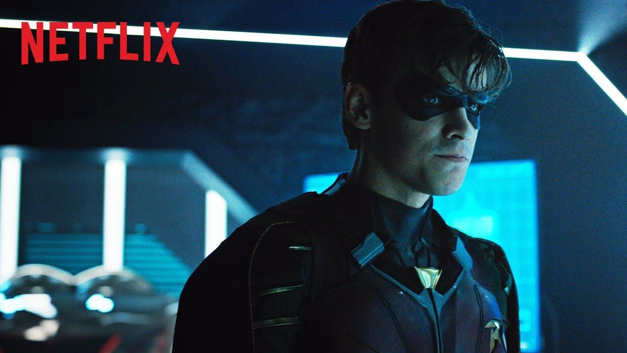 Titans | Date de sortie [HD] | Netflix