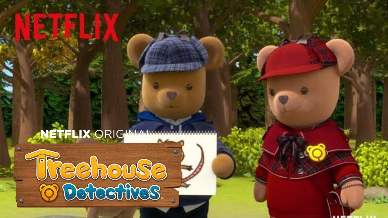 Treehouse Detectives | Official Trailer [HD] | Netflix