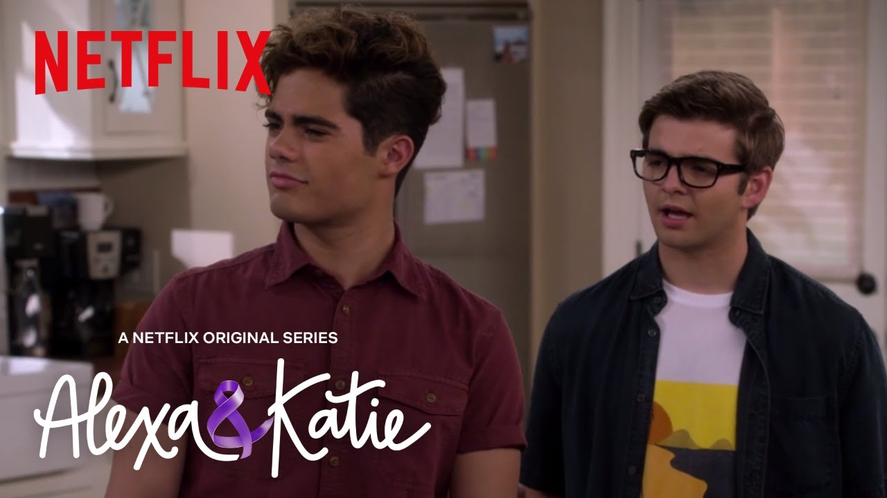 Welcome to Well Nerd | Alexa & Katie | Netflix