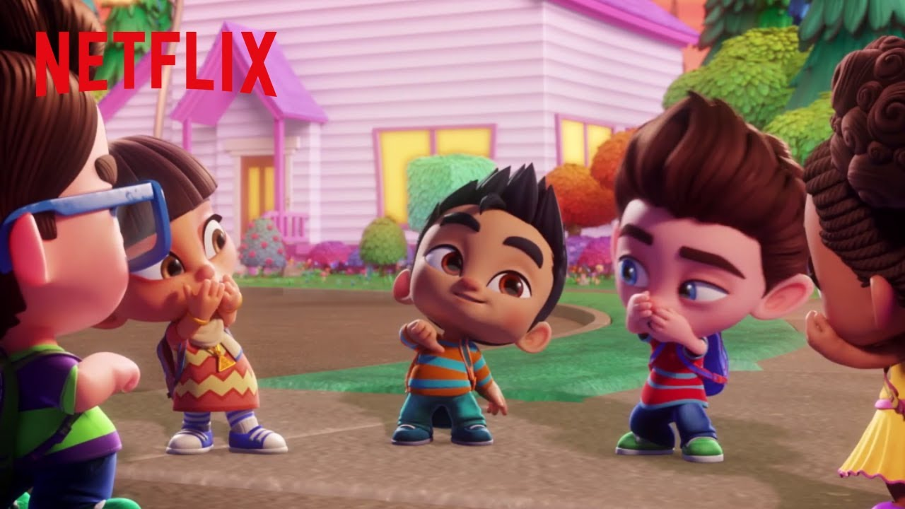 What's That Smell?   Super Monsters   Netflix