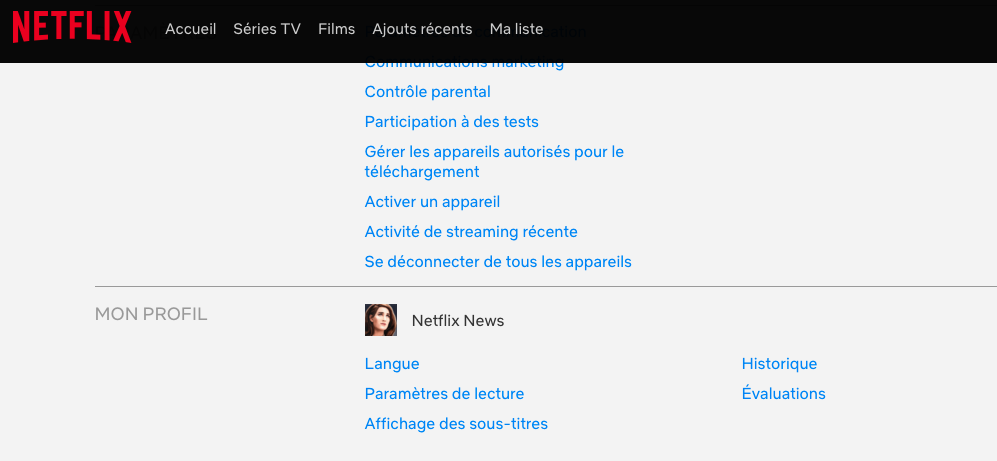 Capture d'écran 2019 01 23 à 21.01.57 - Comment supprimer un programme de son historique Netflix ?
