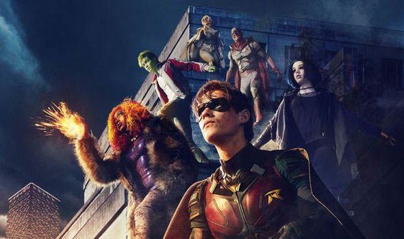 Titans : officiellement renouvelée pour une saison 2