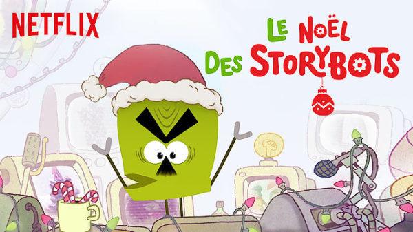 Le Noël des StoryBots