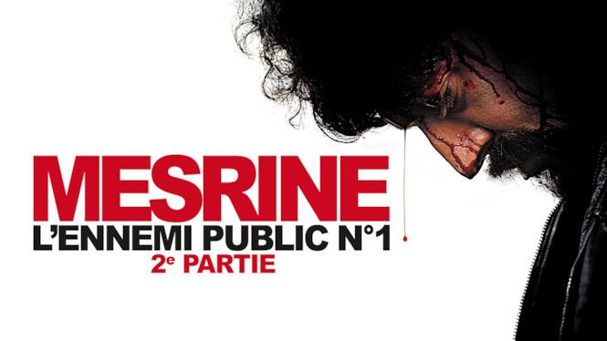 Mesrine : l'ennemi public n°1