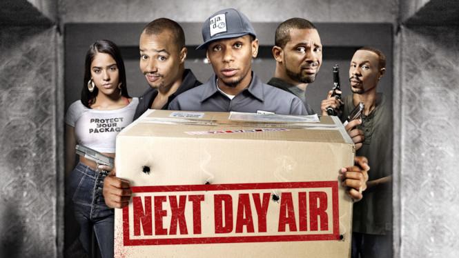 Next Day Air, 2009 (Film), à voir sur Netflix