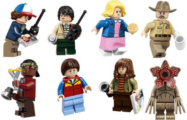 LEGO Stranger Things - Lego étend son univers à celui de Stranger Things dans une collab' renversante ! (Netflix)