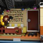 Lego étend son univers à celui de Stranger Things dans une collab' renversante ! (Netflix)