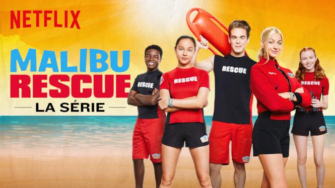 Malibu Rescue : La série