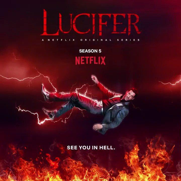 Lucifer Season 3 Hd 4k Wallpaper: Lucifer : La Saison 5 Officiellement Renouvelée Sur