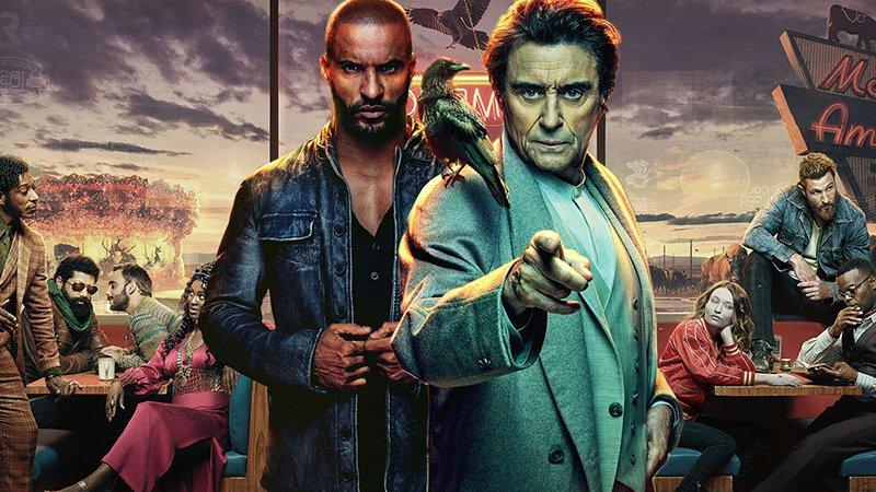 american gods netflix - Chernobyl, The Mandalorian, La servante écarlate, American Gods : pourquoi vous ne verrez pas ces séries sur Netflix
