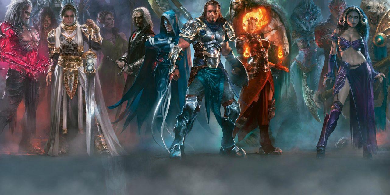 L'univers de The Magic Gathering va être adapté en série animée sur Netflix