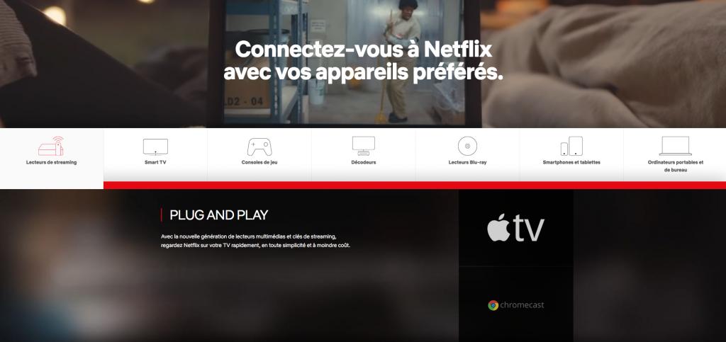 Comment regarder Netflix ?