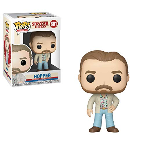 Funko-Figurines-Pop-Vinyl-Television-Stranger-Things-Hopper-Date-Night-Collectible-Figure-38484-Multi-0-0