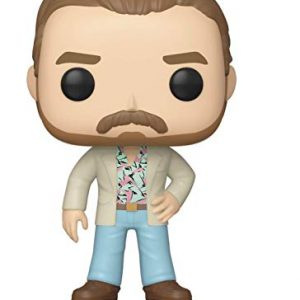 Funko-Figurines-Pop-Vinyl-Television-Stranger-Things-Hopper-Date-Night-Collectible-Figure-38484-Multi-0