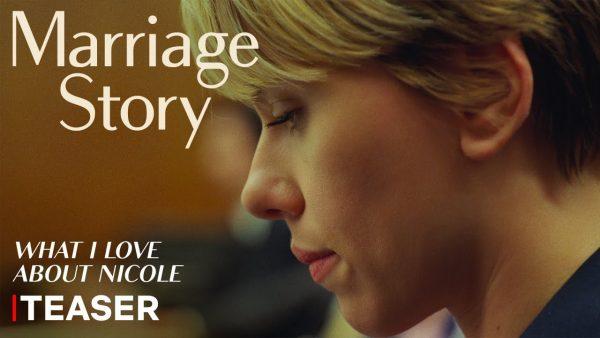 Marriage Story | Teaser (Ce que j'aime chez Nicole) | Netflix