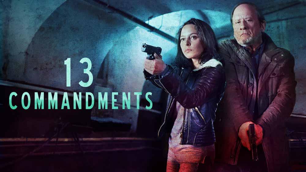 Les 13 commandements : tout sur la série policière belge Netflix