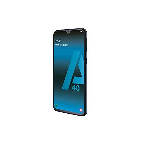 SAMSUNG-Galaxy-A40-Smartphone-Portable-dbloqu-4G-Ecran-5-9-Pouces-64-Go-Double-Nano-SIM-Android-Noir-Version-Franaise-0-0