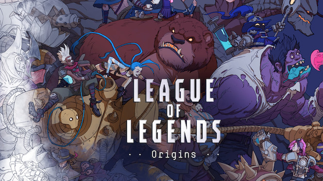League of Legends : Les origines
