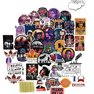 Autocollant-68pcs-Set-Strangers-Stickers-Graffiti-Things-Autocollant-Stickers-vinyles-pour-Ordinateur-PortableBouteilles-deauBagagesVoitureMoto-vlo-0