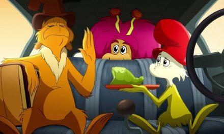 Vous avez aimé Le Grinch, alors vous aimerez la nouvelle série Netflix Les Oeufs verts au jambon
