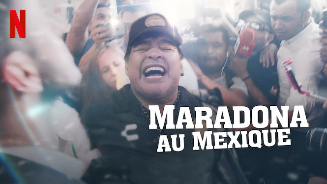 Maradona au Mexique