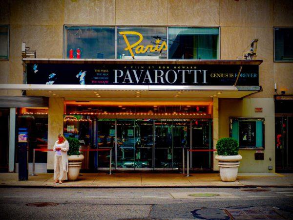 Paris Theater - New York