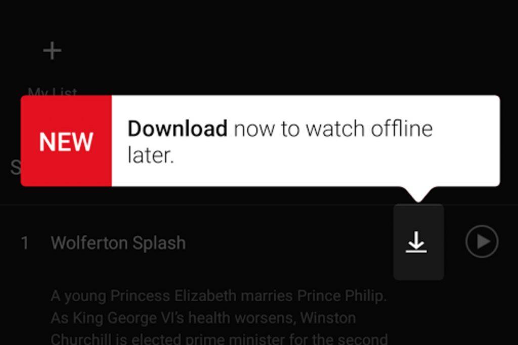 Screen Shot 2016 11 30 at 9.09.50 AM.0 1024x683 - Netflix va télécharger des programmes que vous pourriez aimer... sans vous demander !