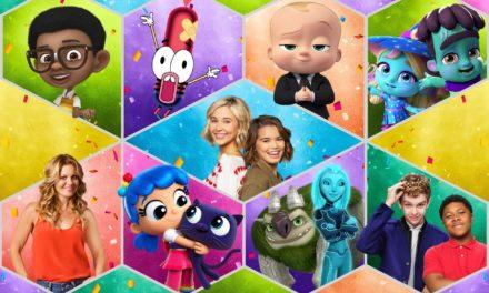 Fêtez le nouvel an avec les compte à rebours pour enfants de Netflix